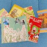 トラベラーズノートで作成した複数の旅ノート