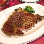 飛騨高山のキッチン飛騨の飛騨牛ステーキ