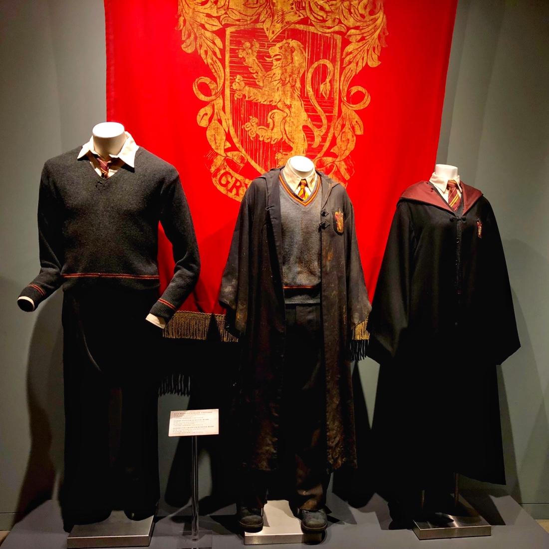 ハリーポッターの衣装