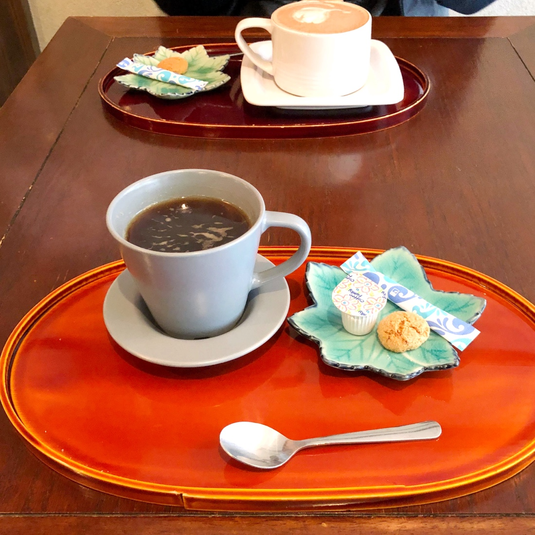飛騨高山のカフェ楓