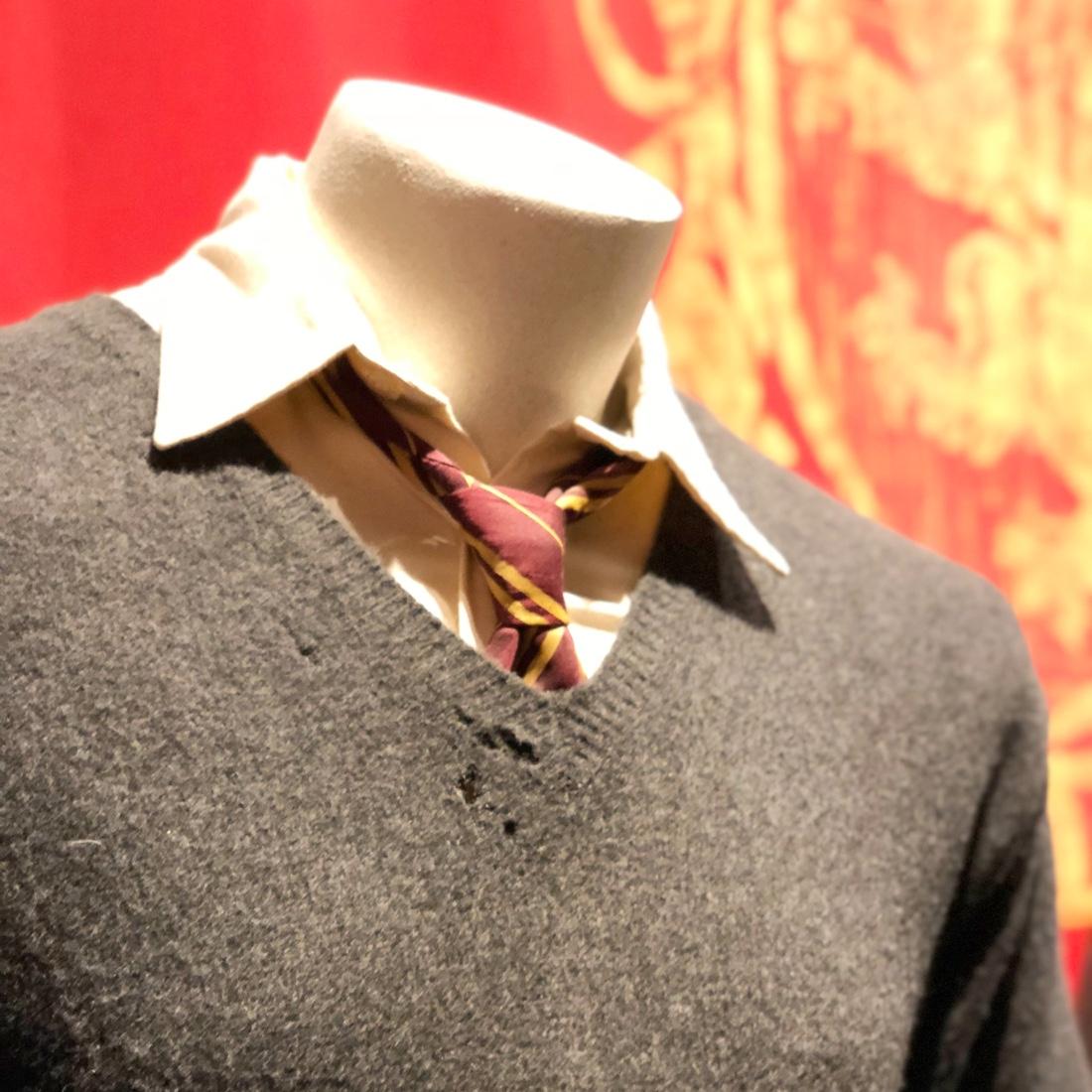 ハリーポッターのロンの衣装