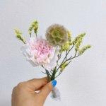 BloomeeLIFE体験プランで届いたお花