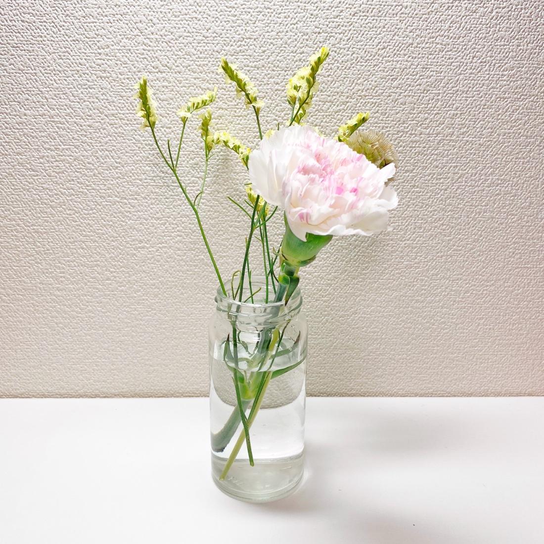 2日目のお花